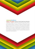 Brochure design — Stock Vector