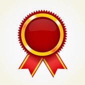 Vector vintage badge — Vetor de Stock