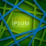 Green web texture — Stock Vector #45532259