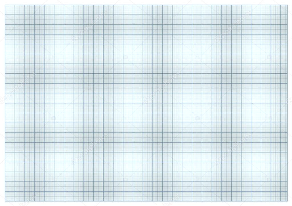vecteur millim tre papier format a3 image vectorielle iunewind 49251543. Black Bedroom Furniture Sets. Home Design Ideas