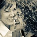 Women couple — Stock Photo #9630069