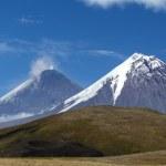 Постер, плакат: Volcanoes of Kamchatka