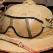 Stock Photo: Germpith helmet