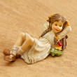 Stock Photo: Figurine