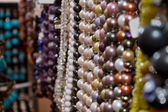 The pearls — Stock Photo