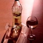 Wine martini — Stock Photo #33700089