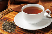 Lapsang Souchong Tea — Stock Photo