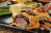 Beef Wellington — Foto Stock