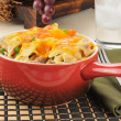 Stock Photo: Tuncasserole dish