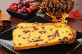 Cranberry Cake — Stock Photo