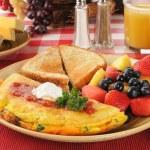 ������, ������: Healthy breakfast