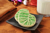 Christmas Sugar Cookies — 图库照片