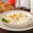 Clam chowder — Stock Photo #18694613