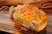Tuna melt — Stock Photo
