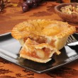 Stock Photo: Mini Apple Pie