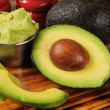 Guacomole with avocado — Stock Photo #30423635