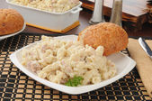 Tuna casserole — Stock Photo