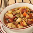 Minestrone Soup — Stock Photo #30771343