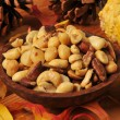 Mixed nuts for the holidays — Stock Photo #33303005