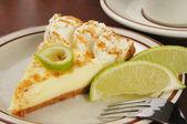 Key Lime Pie — Stock Photo