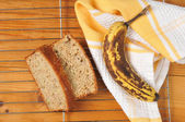 Pane alla banana — Foto Stock