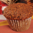 Bran muffin — Stock Photo