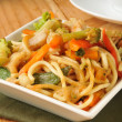 chicken chow mein — Stock Photo #36539575