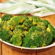 Постер, плакат: Broccoli and cheese