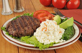 Healthy diet meal — Stock Photo