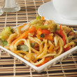 chicken chow mein — Stock Photo #36735613