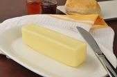 Fresh butter — Stock Photo