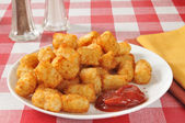 Tater tots — Stock Photo