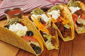 Tacos — Zdjęcie stockowe