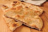 Naan bread — Stock Photo