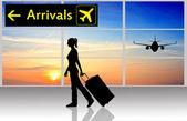 Arrivals — Stok fotoğraf
