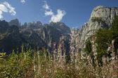 Dolomites landscape — Stok fotoğraf