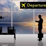 Airport scene — Stock Photo #13386859
