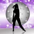 Disco dance — Stock Photo #13850122