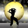 Disco dance — Stock Photo #13850129