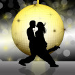 Disco dance — Stock Photo #13850165