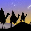 Royalty-Free Stock Photo: Three wise men