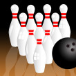Bowling — Stock Photo #15337771