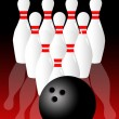 Bowling — Stock Photo #15337899