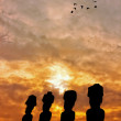 Royalty-Free Stock Photo: Easter Island