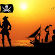 Pirates — Stock Photo #18086899