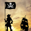 Pirates — Stock Photo #18086903