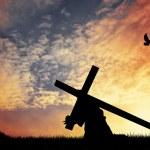 Jesus cross — Stock Photo #18674401