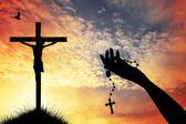 Gebet — Stockfoto