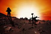 Astronaut — 图库照片