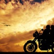 Motorcyclists — Stock Photo #19076911